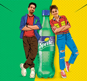 Sprite's new campaign refreshes the art of advertisement takes virtual route in the new normal