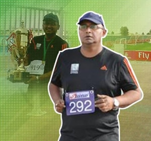 Marathons are all About Endurance, Body Control and Stamina: Limca Book Record Holder Siddhartha Gho